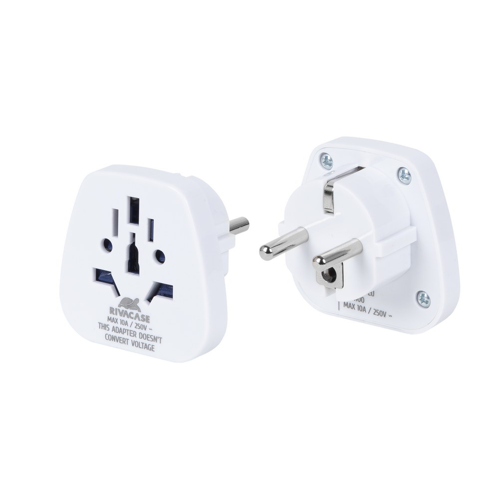 PS4100 W00 travel adapter World to EU