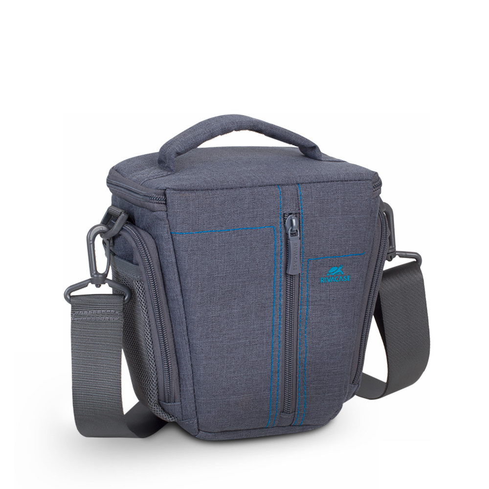 7501 SLR Canvas Case Small grey