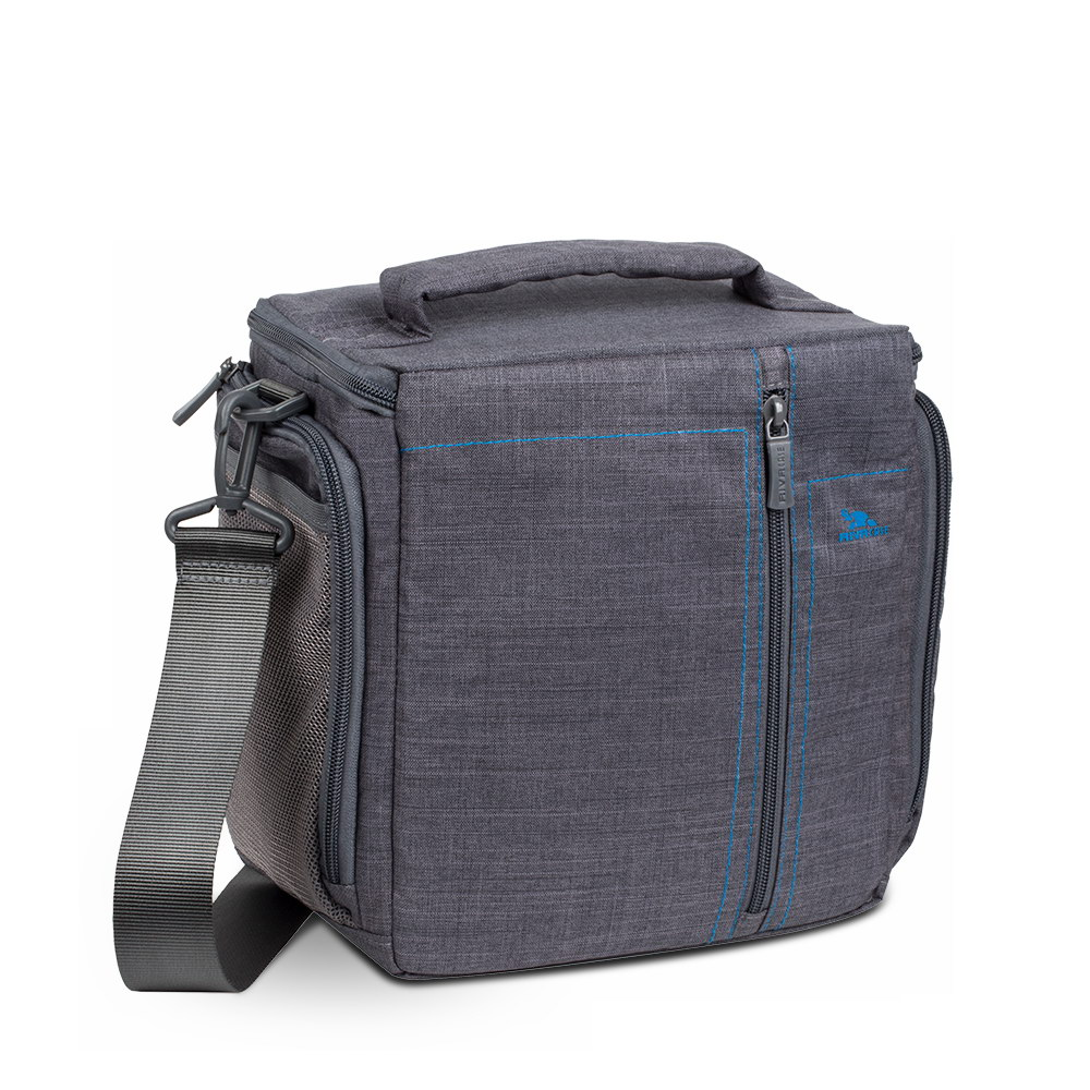 7503 SLR Canvas Case Large grey