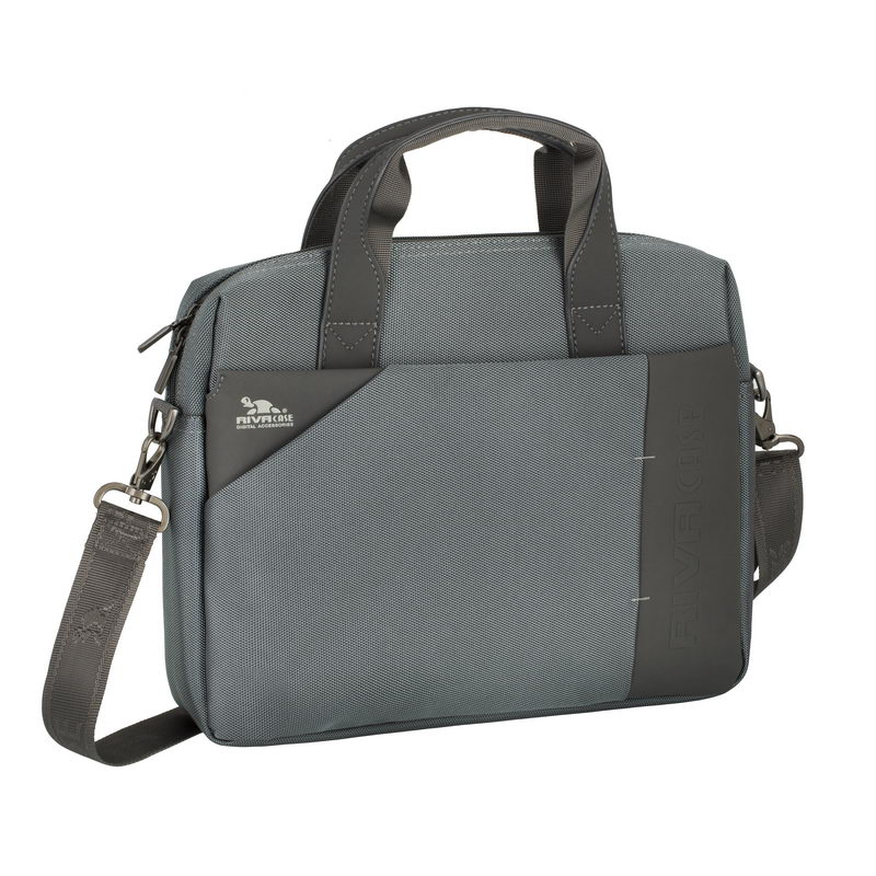 8120 dark grey Laptop bag 13.3