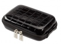 7103 (PU) Digital Case black (turtle)