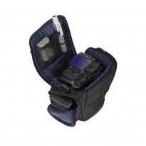 7202 SLR Holster Case with side pockets black