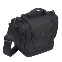 7203 SLR Holster Case with side pockets Large black