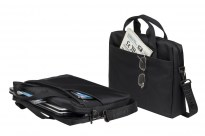 8130 black Laptop bag 15.6