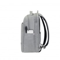 8363 grey carry-on Laptop backpack 15.6