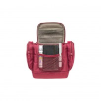 7203 SLR Holster Case with side pockets Large red